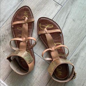"Sam Edelman ""Genette"" gladiator sandals"